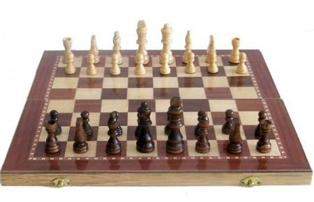Lesen šah C02 29x29cm figure 6,4cm