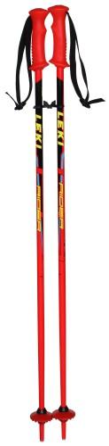 Smučarske palice Leki Raider Junior rdeče 80 cm