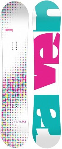 Snowboard  deska za vezi Raven Pearl Junior 2016/2017 128 - 142 cm