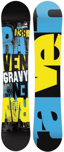 Snowboard  deska za vezi Raven Gravy Junior 2016/2017 142 cm