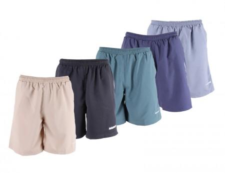 Moške kratke hlače za tenis Merco svetlo sive L