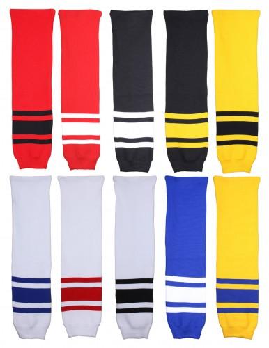 Nogavice za hokej Merco 65 cm različne