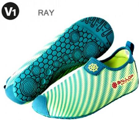 Ballop Skin-Fit Ray zelene 41,5-42