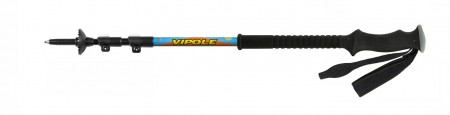 Vipole pohodne palice 8000 QL Roundhead Long  - Winter touring
