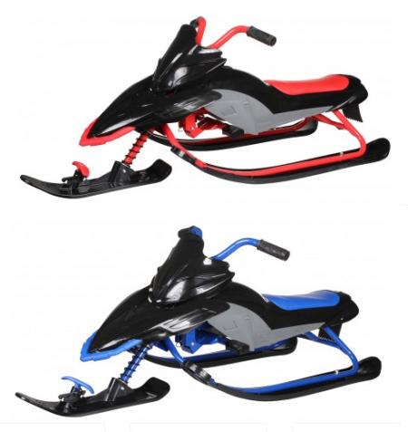 Apex skibob otroški snowbike rdeč