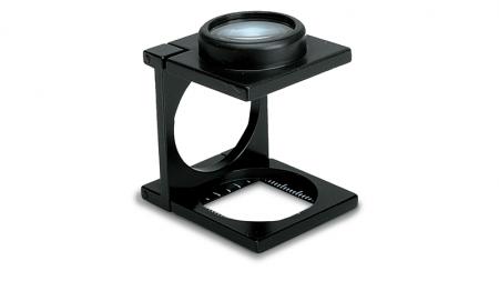 Lupa Konus Liner tester 20x20 - 8X