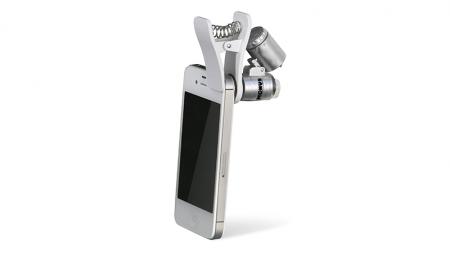 Konus žepni mikroskop 20x za pametne telefone