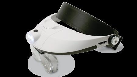 Konus naglavna Lupa Vuemax-2 LED Light