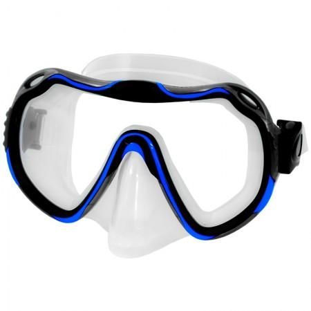 Aqua speed potapljaška maska Java modra