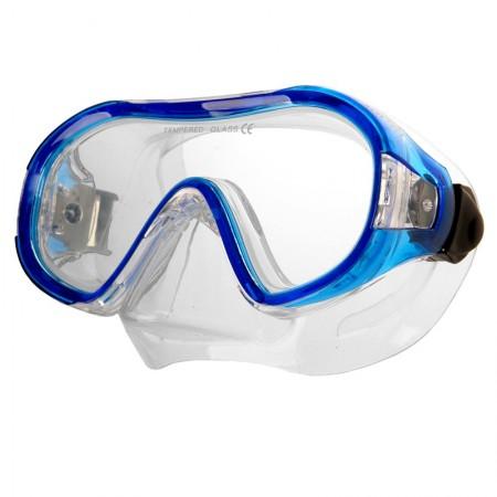 Aqua speed potapljaška maska Junior modra