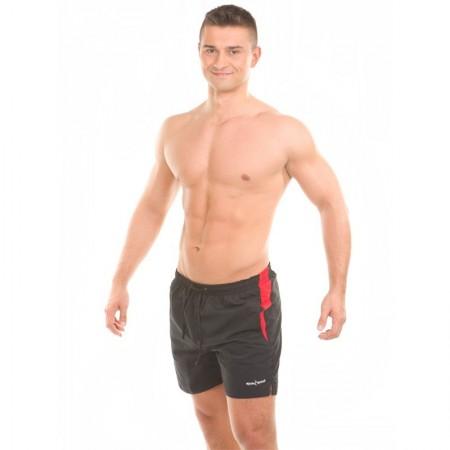 Aqua speed moške kopalke - kratke hlače Thomas rdeče L
