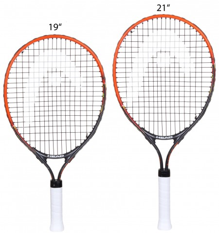 Aluminijast lopar za tenis Head Radical Junior 19""