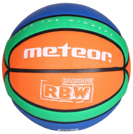 Žoga za košarko Meteor RBW