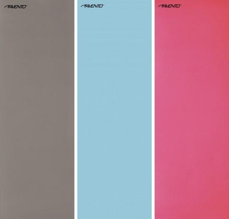 Podloga za vadbo Avento 160 x 60 x 0,7 cm roza