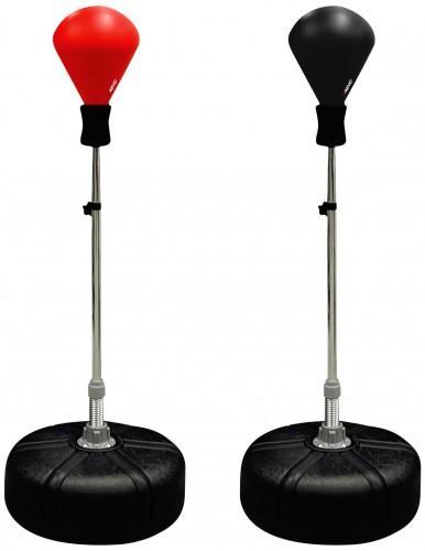 Samostoječa hitra žoga Avento Reflex črn