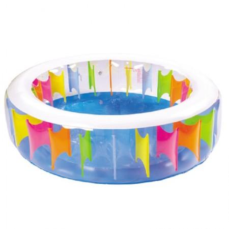 Napihljiv bazen Giant Rainbow 190 x 50 cm