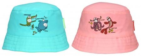 Waimea otroški klobuček z UV zaščito roza