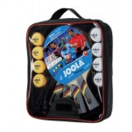 SET TEAM SCHOOL JOOLA  4 x lopar + 8 žogic