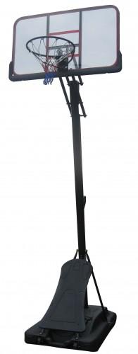 PRENOSNI KOŠARKAŠKI SET PRO višina 240 cm - 305 cm, tabla 122 cm x 71 cm