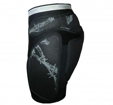 Zaščitne podhlače za deskarje S - XL