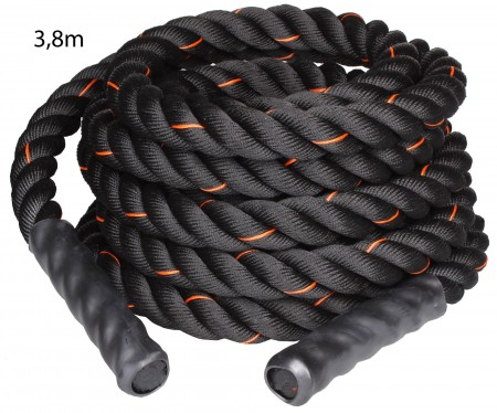 Fitnes vrv LiveUp 10 m 3,8 cm