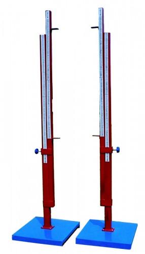 Stojalo za skok v višino Merco 60-245 cm