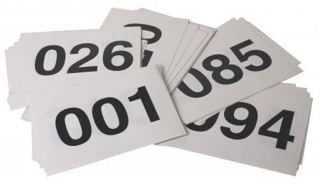 Štartne številke 1-100