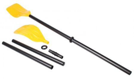 Intex PVC zložljiva vesla 47-124 cm