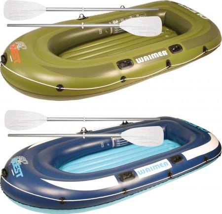 Waimea Quest napihljiv čoln zelen