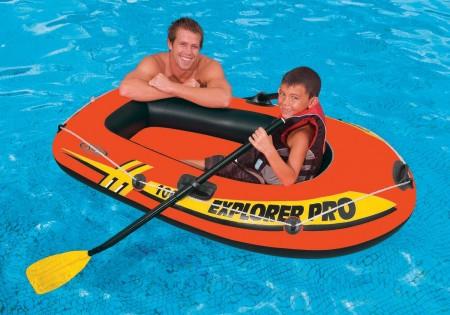 Intex Explorer 100 napihljiv čoln