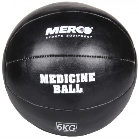 Merco usnjena žoga medicinka 6kg