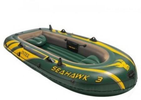 Intex napihljiv čoln za 3 osebe