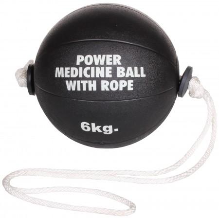 Merco žoga medicinka z vrvico 3 kg