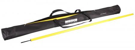 Set 12 palic za slalom v torbi 150 cm