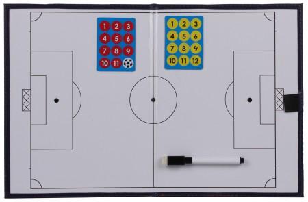 Trenerjeva taktična tabla Merco 39 magnetna