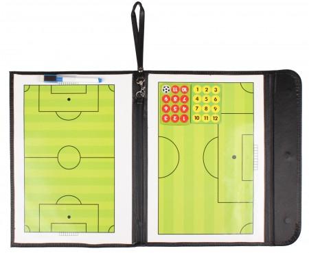 Trenerjeva taktična tabla Merco 38 magnetna