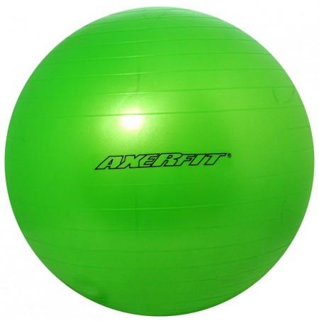 Žoga za vadbo 55 cm zelena