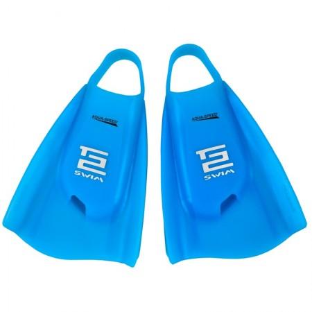 Kratke plavutke za trening 42-43 črne