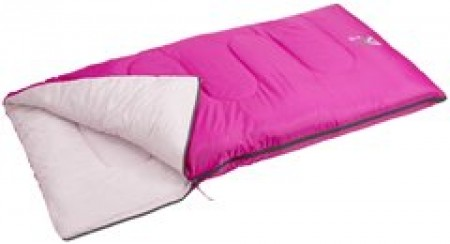 otroška spalna vreča roza 140x70