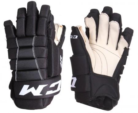 "Hokejske rokavice CCM 4R III JR Junior črne 11"""