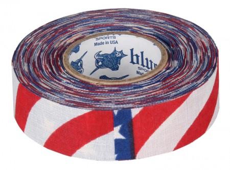 Trak za hokejske palice Blue Sport 2,4 cm x 18 m USA