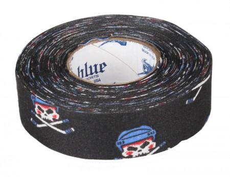 Trak za hokejske palice Blue Sport 2,4 cm x 18 m Pirati