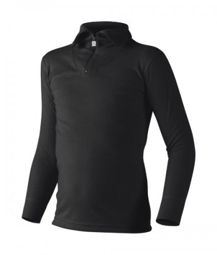 Otroška funkcionalna majica Arnox črna 128