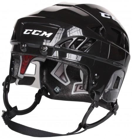 Hokejska čelada CCM FitLite 80 bela S