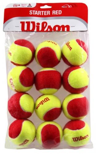 Tenis žogice za otroke, mehkejše večje 75% počasnejše