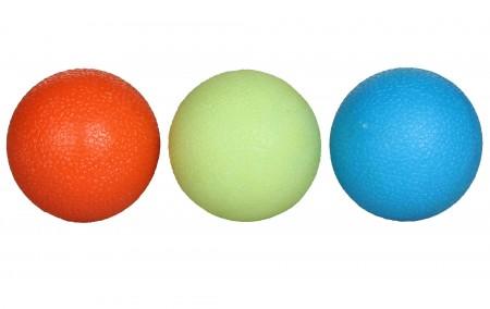 anti stress žogice,3 kos različne težavnosti
