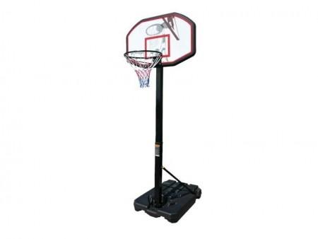 Prostostoječi koš za košarko Sedco 205-305cm, tabla 110x70x3 cm
