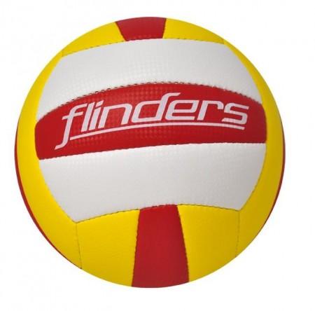 finders  žoga za odbojko vel 5 rumeno rdeča