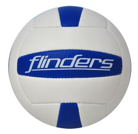 žoga za odbojko finders vel 5 belo modra
