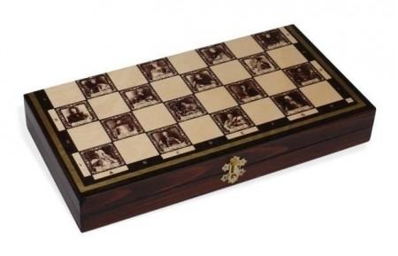 Šah wawel 35x35 cm